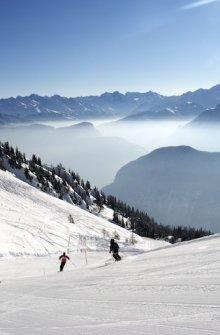 Domaine skiable Les Marécottes