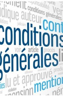 Conditions générales ESS