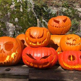 Enigme mystérieuse d'Halloween