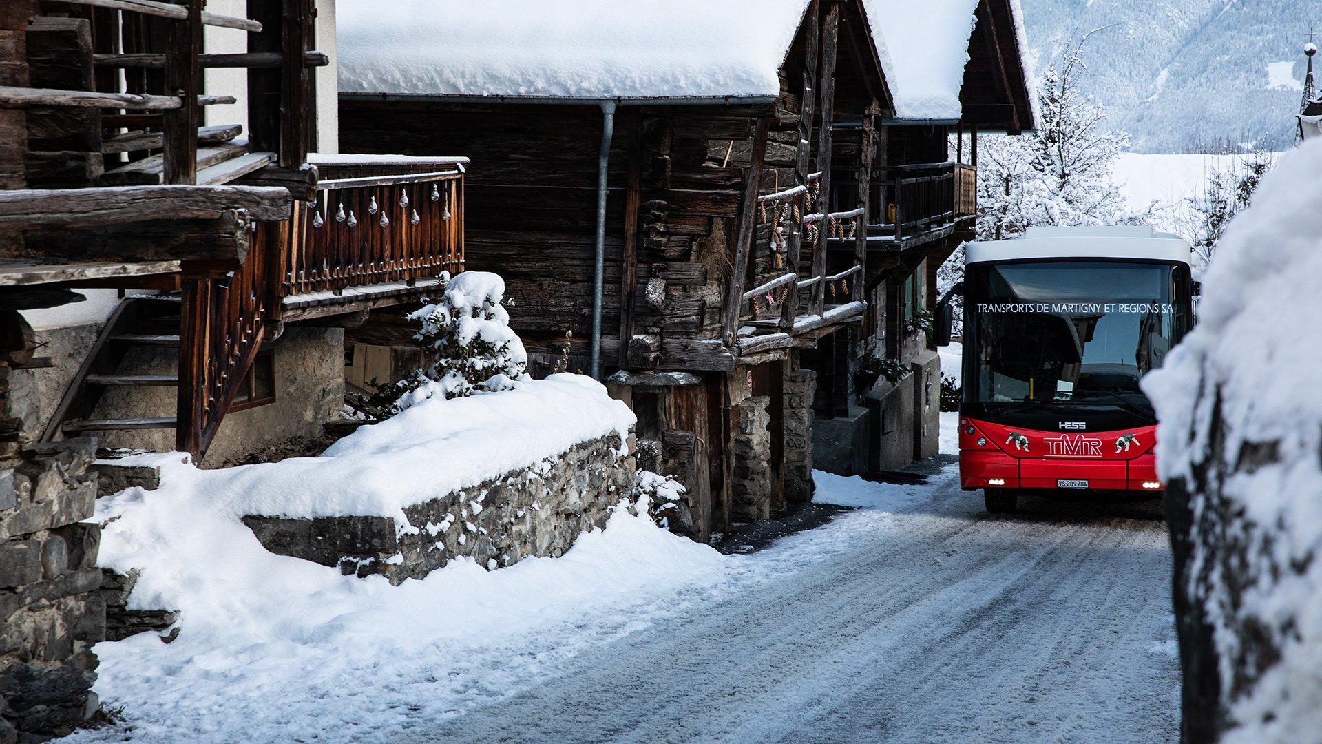 Bus navette