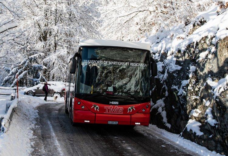 Navettes ski-bus